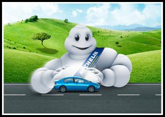 Promoção Michelin, rode mais seguro