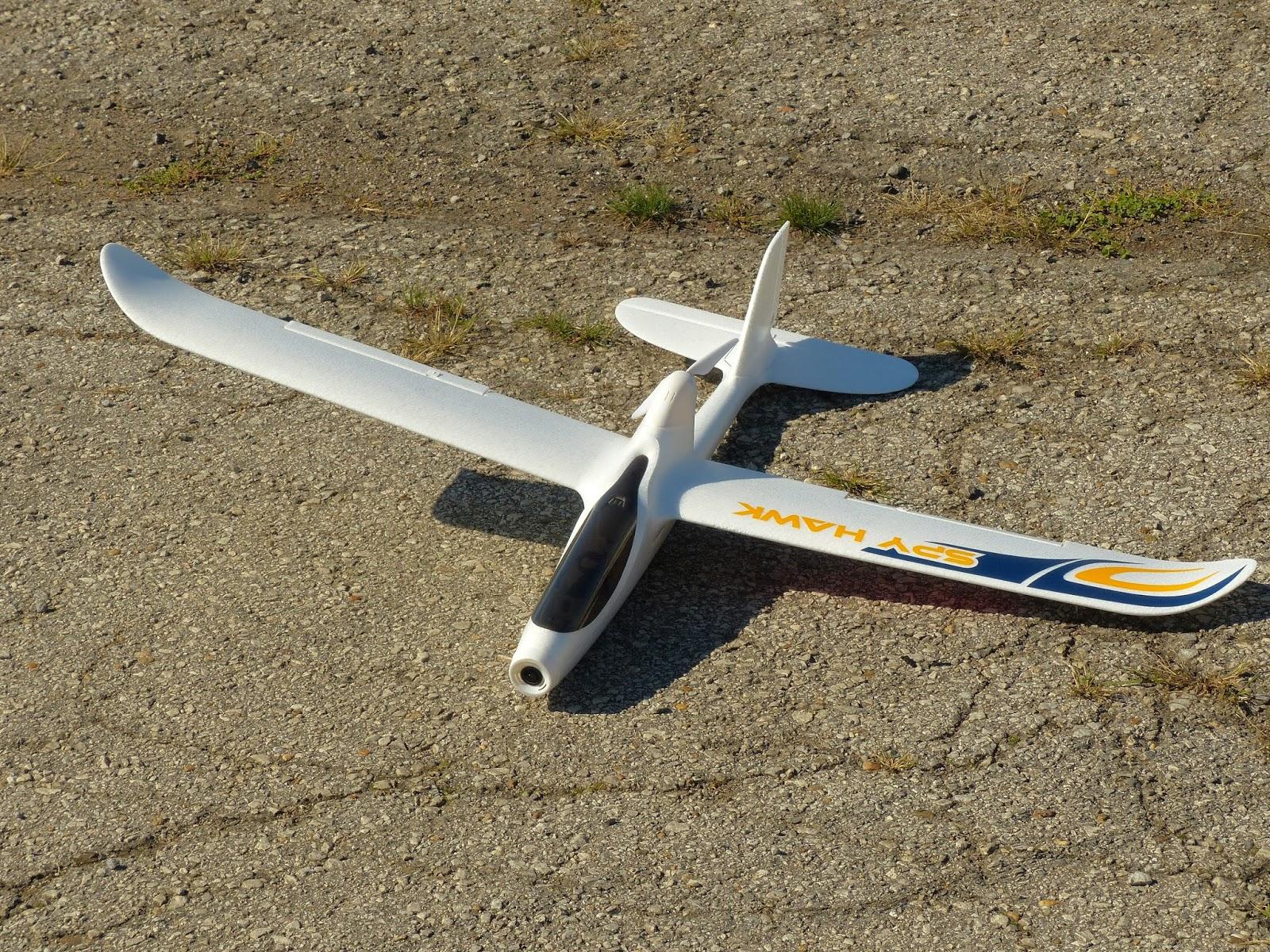 hubsan h301s hawk 5.8g fpv 4ch rc airplane rtf with gps ...