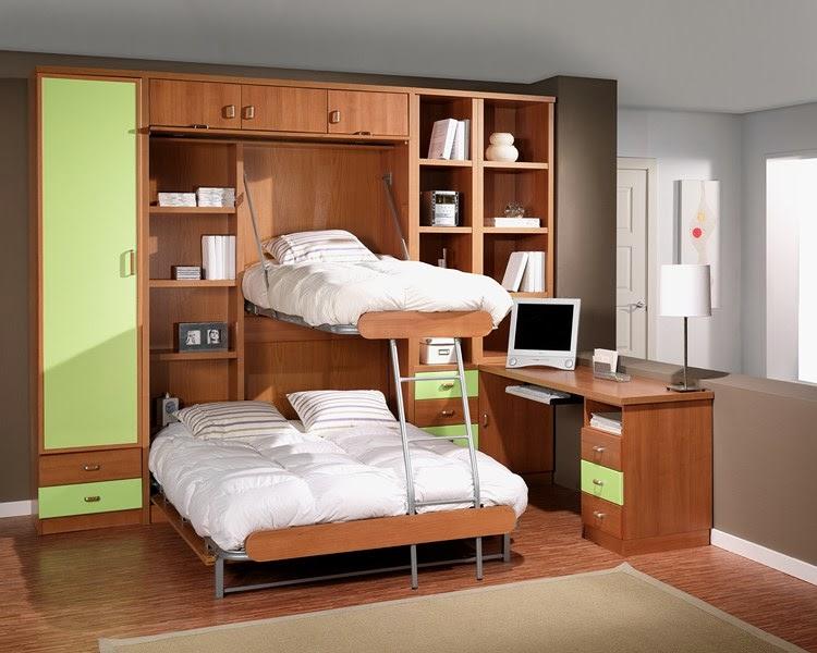 Muebles juveniles dormitorios infantiles y habitaciones - Dormitorios juveniles de madera maciza ...