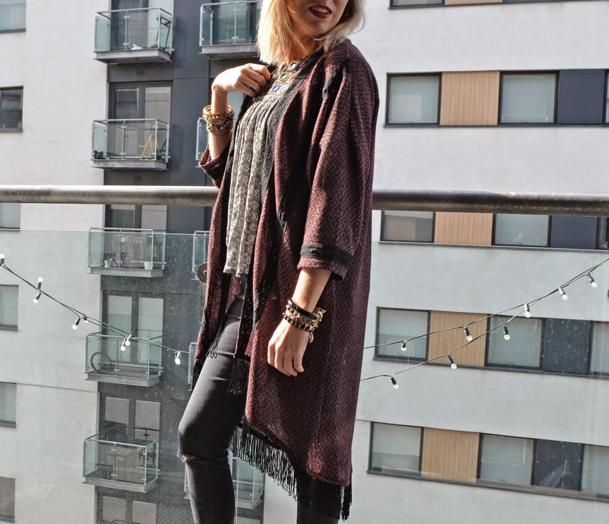 Boho Kimono Miss Selfridge