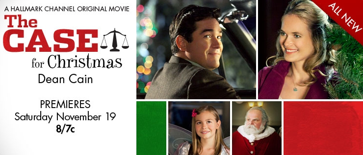 the case for christmas a hallmark channel original christmas movie - The Case For Christmas