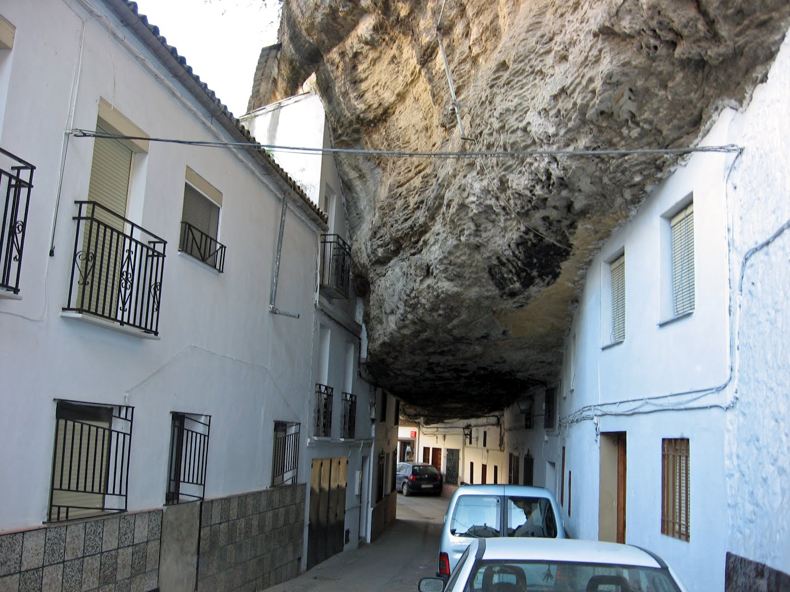 Day Trips Southern Spain Cave Houses In Andalusia