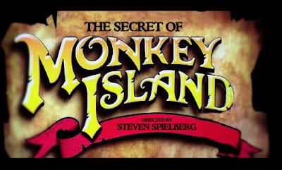 steven spielberg monkey island