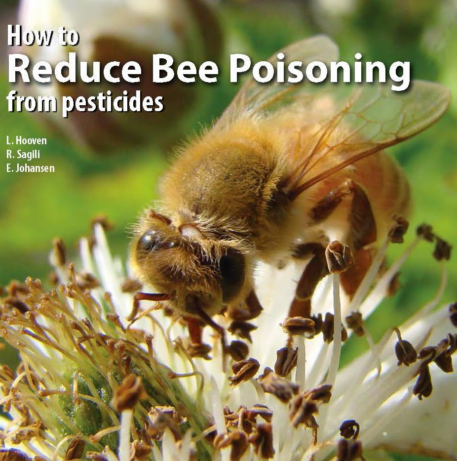 Reduce Bee Poisoning from Pesticides