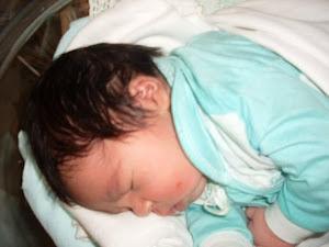 Meu neto Pietro