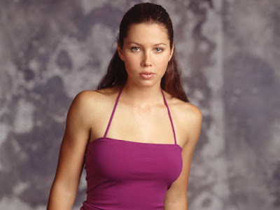 American occasional singer Jessica Biel HD Wallpapers