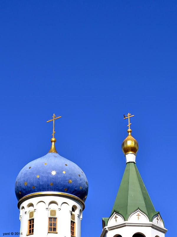 orthodox domes