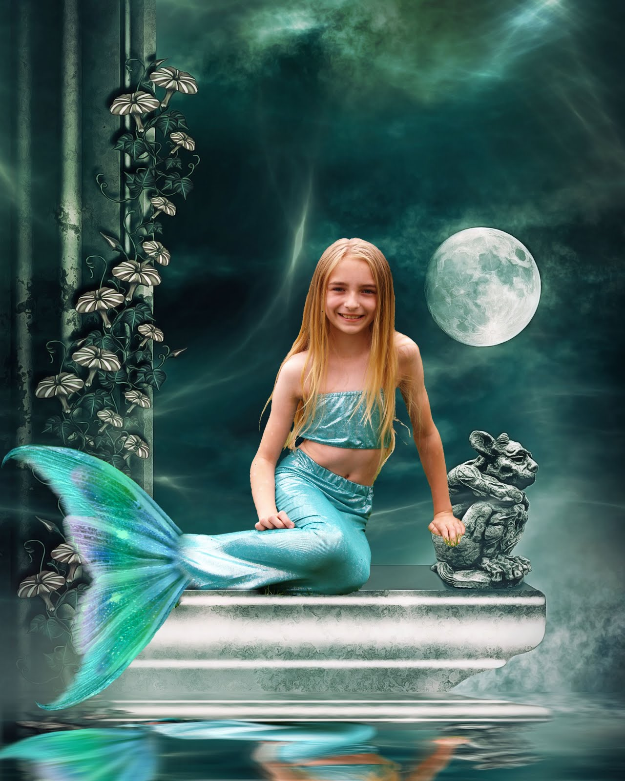 Mermaid Isabella