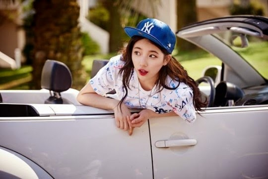 Suzy Jejudo Charity Pictorial #IamAsuperFan Background information Birth name Bae Su Ji Genre Dance-pop K-pop R&B Occupation Singer Actress Instrument Vocals keyboard timpani Years active Labels JYP Entertainment Associated acts Miss A JYP Nation