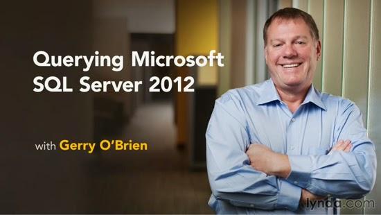 Lynda – Querying Microsoft SQL Server 2012