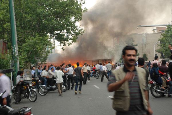 Image result for علیرضا رضایی جنبش سبز