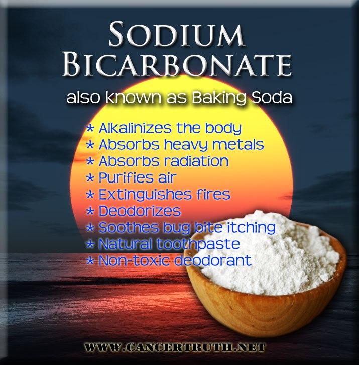 dricka bikarbonat
