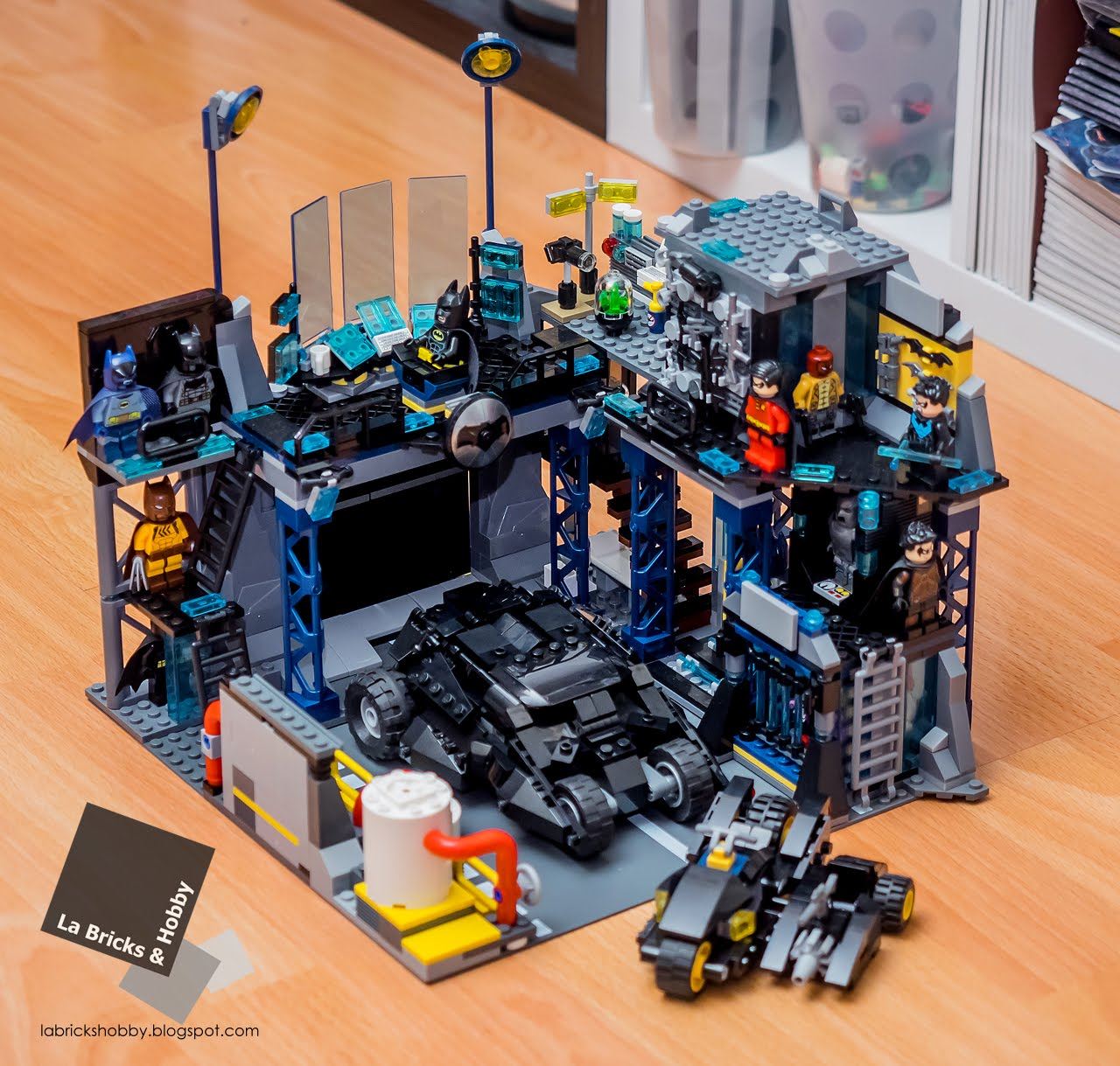 lego batcave moc instructions