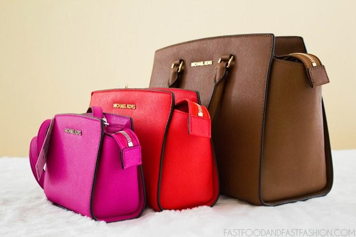 Low Price Michael Kors Selma Satchels - 2014 01 Michael Kors Selma Handbag Comparison