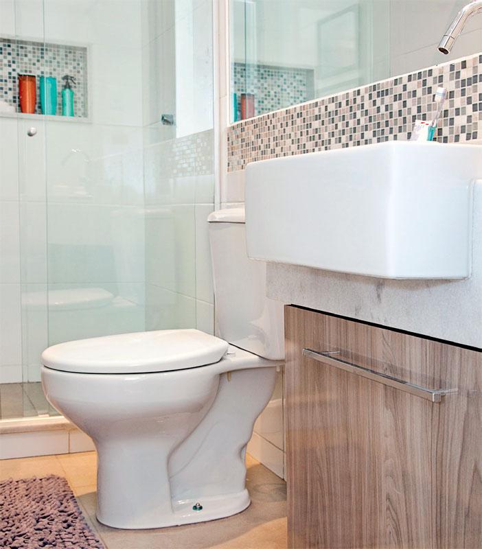 Decor pequenos com estilo banheiros pequenos e perfeitos - Amueblar piso pequeno barato ...