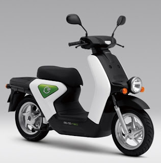 honda eve neo electric