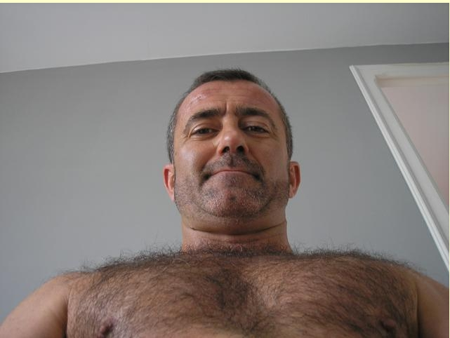 brute dads - hairy chest naked personal - hairy gay daddy  sexy