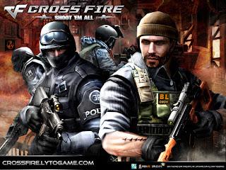cara menaikan pangkat crossfire