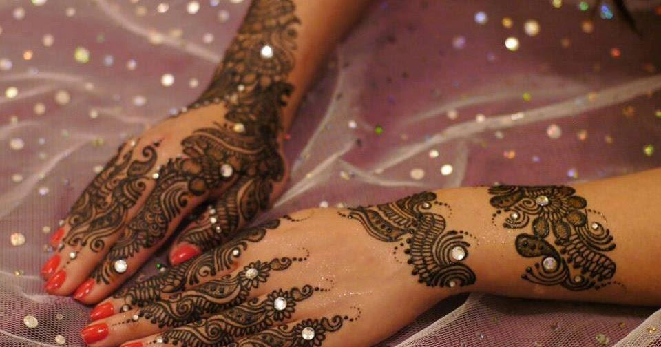 Bridals Hand Mehndi Designs Collection 2015 Fashionip