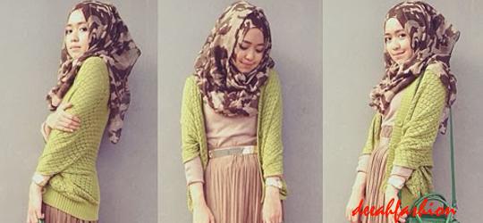 3 Tips Fashion Memakai Cardigan Chic