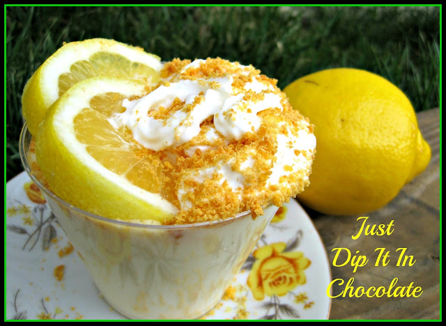 Lemon Meringue Pie Milkshake