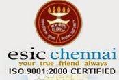 ESIC Chennai Logo