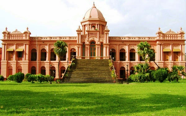 Dhaka Ahsan Manzil