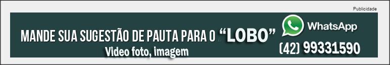ENTRE EM CONTATO - SUA PAUTA