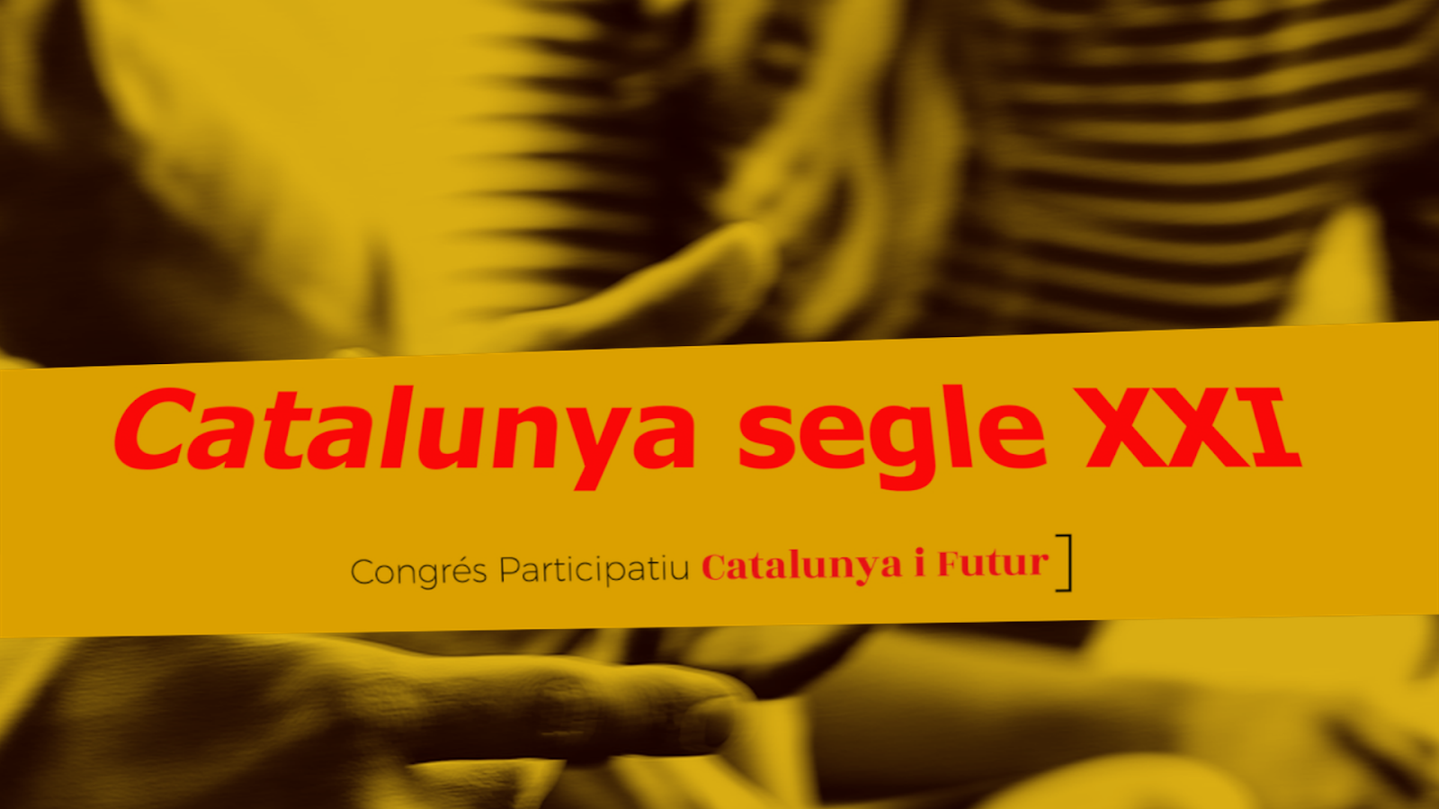 Catalunya segle XXI