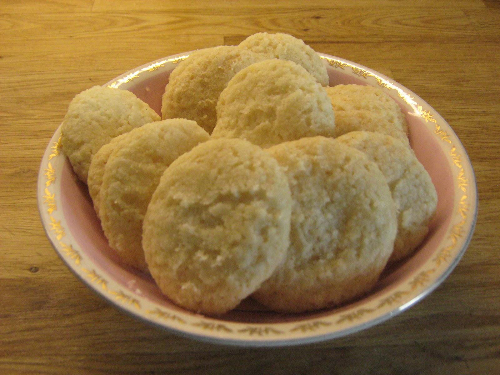 glutenfria kakor med potatismjöl
