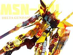 MSN-001 Delta Gundam
