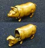 Cochon pyrogène