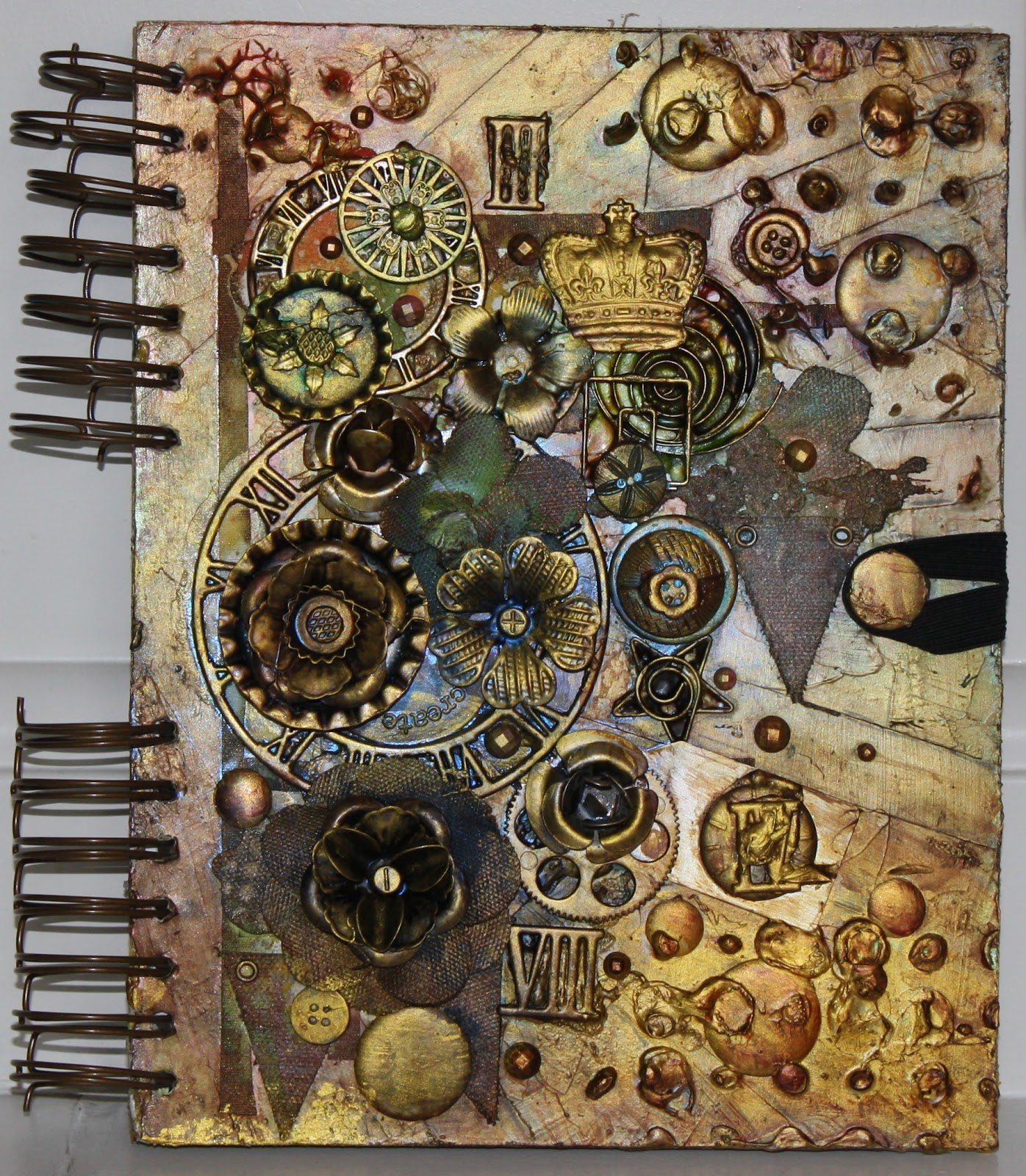 mixed media projects Mixed media projects are sweeping the beading world the term 'mixed media' means the pieces are made from a variety of materials, such as shrink plastic, paper beads, macrame knots, and more.