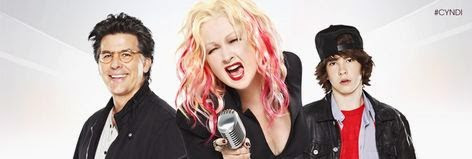 """CYNDI LAUPER STILL SO UNUSUAL"""