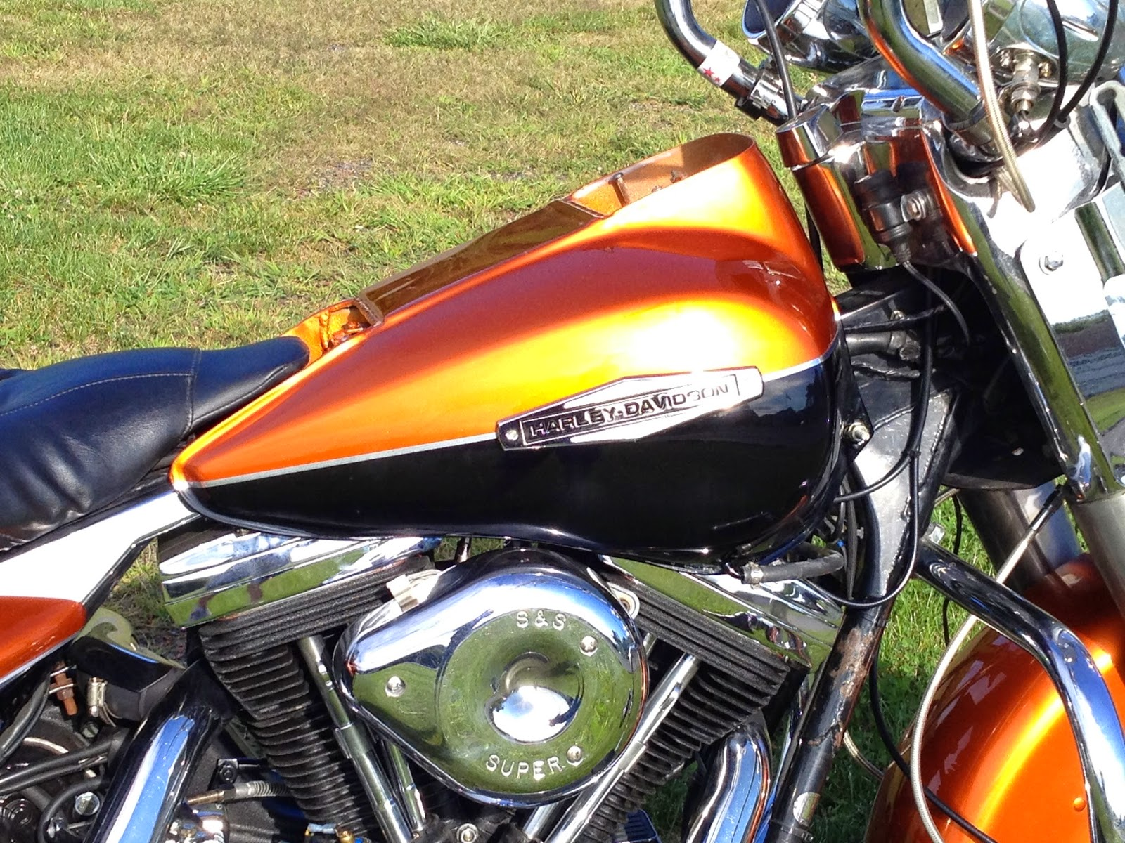 66 auto color harley davidson amber whiskey nvjuhfo Images