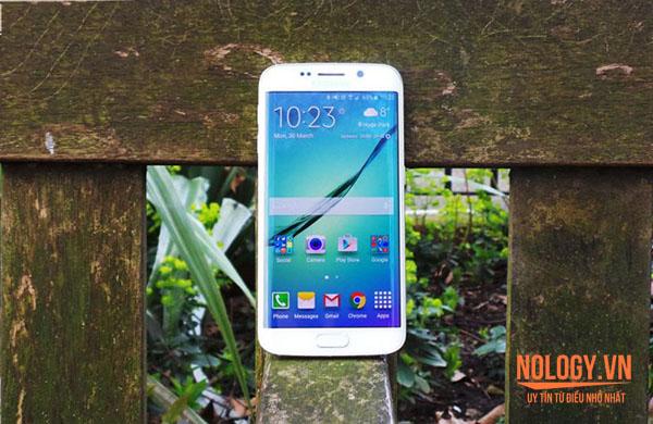 Đánh giá thiết kế của Samsung Galaxy S6 Edge chi tiết nhất