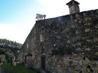La façana nord de Can Po