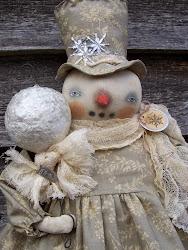 Snowball Girl