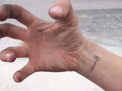 Battle Axe Tattoo Battle axe tattoo club!