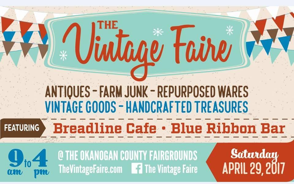 The Vintage Faire: Omak, WA