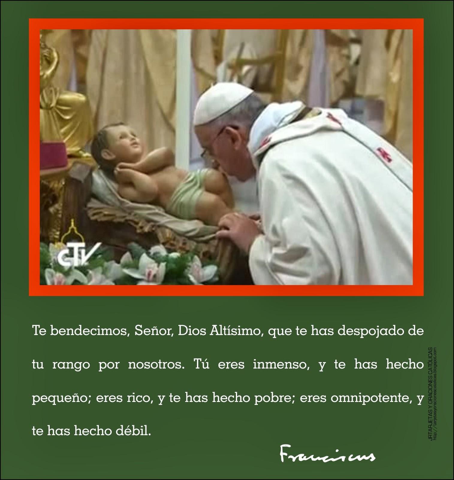 Resultado de imagen de mensaje navidad papa francisco 2017