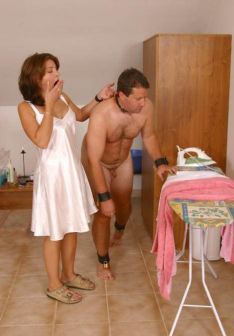 Dominating female husbands wives domination