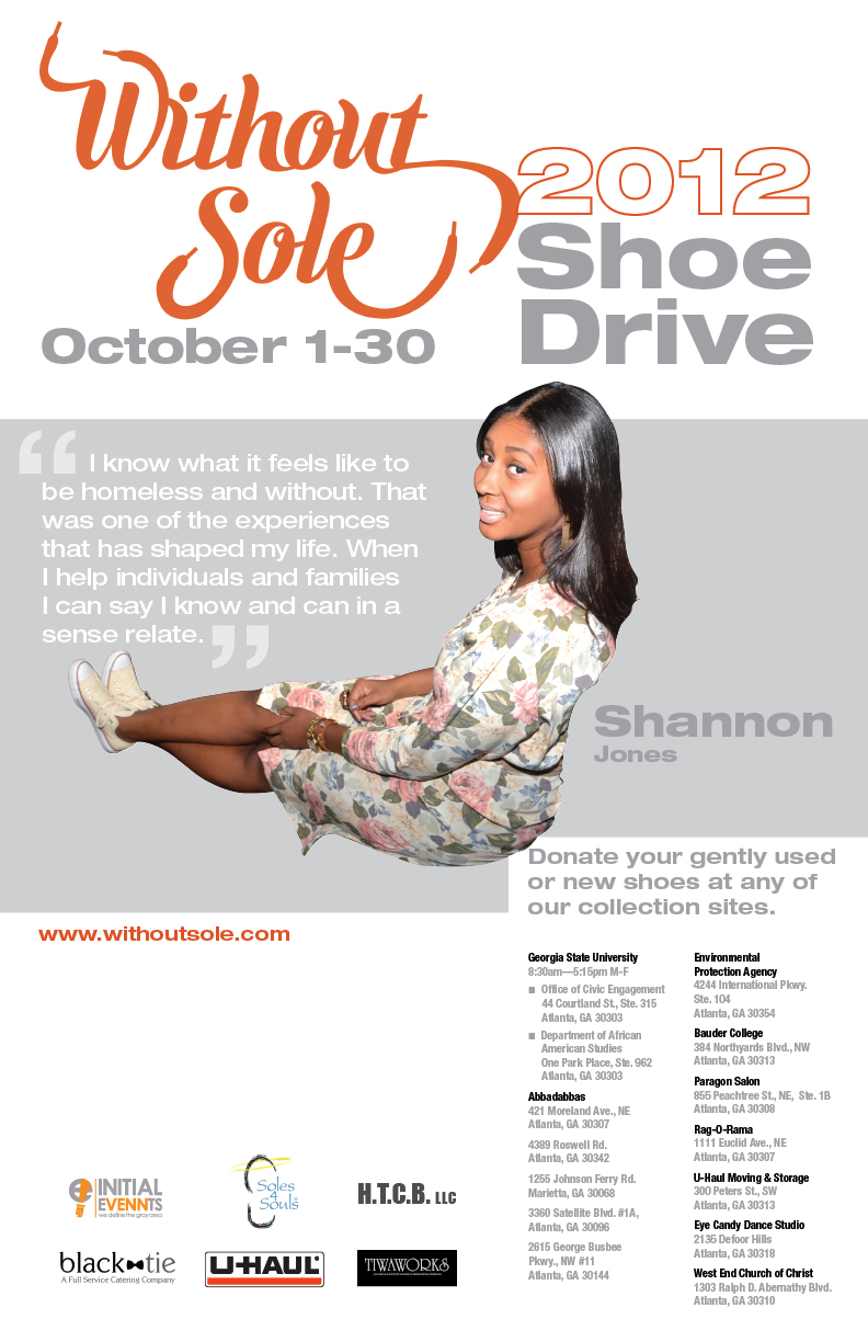 Collect Shoes and Give back to the Sneaker Ball