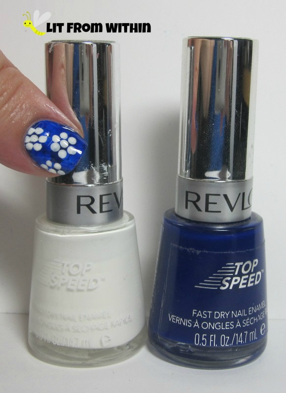 Bottle shot:  Revlon Spirit and Royal.