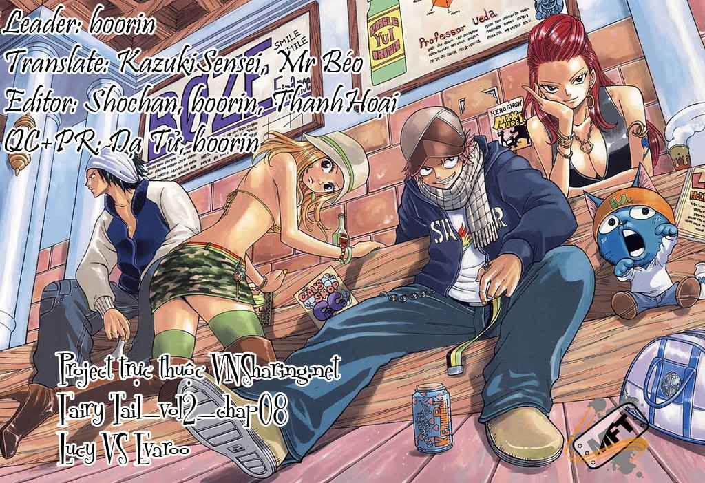 TruyenHay.Com - Ảnh 22 - Fairy Tail Chap 8