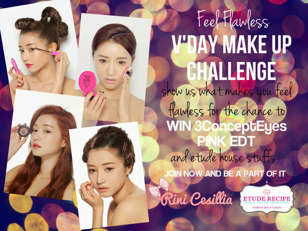 Join this Makeup Challenge !