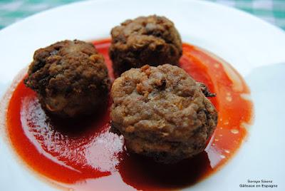 boulettes viande hachee