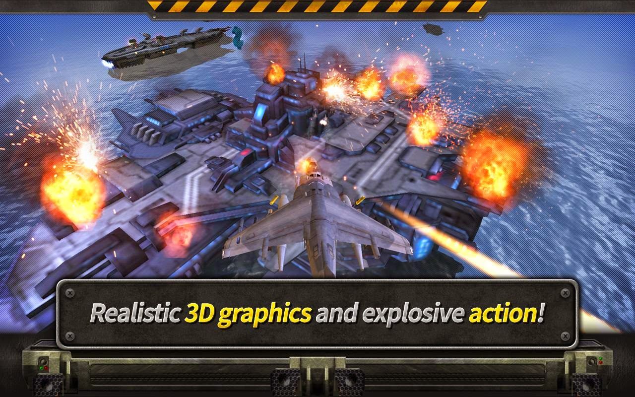 Download Mod GUNSHIP BATTLE : Helicopter 3D V.1.3.8 Apk