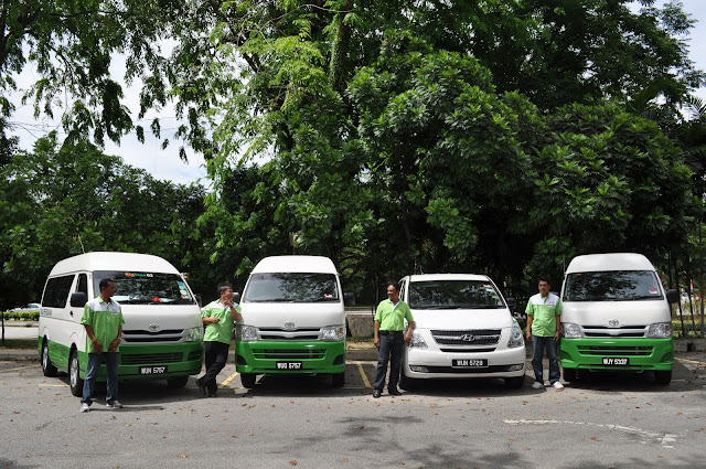 Kuala Lumpur Transport, KLIA, LCCT Shuttle - www.bigtreetours.com
