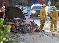 Tragis, Paul Walker Bintang Fast and Furious Tewas Dalam Kecelakaan Mobil